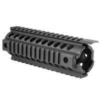 Mission First Tactical Tekko M-ARC Integrated Rail System - Metal AR Carbine Quad Rail / Hand Guard