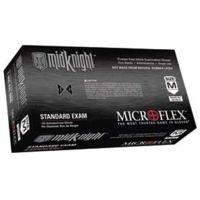 Microflex Glove Blck Pf Nitrile Xs PK100 MK-296-XS