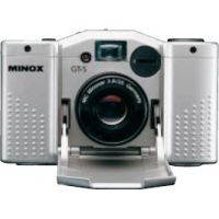 Minox Film Camera GT-S Set feet