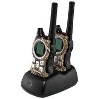 Motorola 35-Mile Range Two Way Radio & Walkie Talkie MR355R
