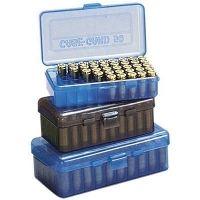 MTM 50 Round 38/357 Mag Pistol Ammo Box PS341
