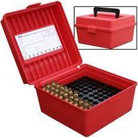 MTM Deluxe Ammo Box 100 Round