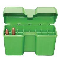 MTM Flip-top Ammo Box .270 to .300 WSM & .45-70 Green RF22-SM-10