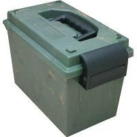MTM Small Green Sportsmans Dry Box SDB011