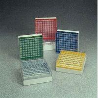 Nalge Nunc Cryobox 9X9 W/6 Ast Color CS24 867013-0245 Cryobox 9X9 W/6 Ast Color CS24