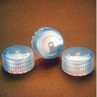 Nalge Nunc Polypropylene Screw Caps, NALGENE 362150-7240 Amber Caps