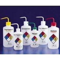 Nalge Nunc Right-To-Know Safety Wash Bottles, NALGENE 2425-0502 500 Ml Size, 28 Mm Closures