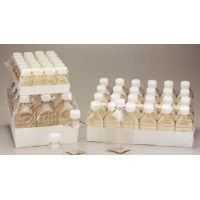 Nalge Nunc Square Media Bottles, PET, Sterile, Graduated, NALGENE 342040-1000 With Closure