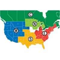 Navionics HotMaps Premium West Lakes USA Marine Digital Map
