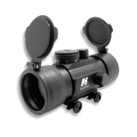 NcSTAR Red Dot Sight - 1x45 T-Style Red Dot - Weaver Base