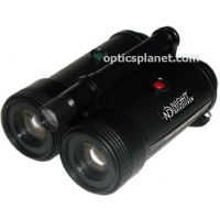 Night Detective Brand 3 Night Vision Compact Binocular - 3x with Powerful IR, ND BBR 3