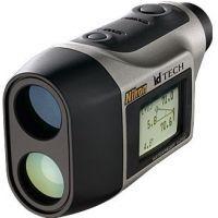 Nikon Callaway Golf idTECH Rangefinder with Slope, LCD Screen 8375 Golf Range Finder