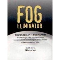 Nikon Fog Eliminator 3-Pack Anti-Fog Lens Cloth