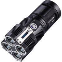 Nitecore TM26 Flashlight, Black, 3500lm, 4 x 18650