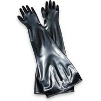 """North Safety Products/Haus Glove 7"""" 30MIL PB/NEO/HYP PR1 7NLY3032/9Q"""
