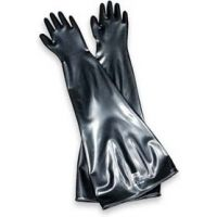 North Safety Products/Haus Glove 7IN 30MIL Neo 9.75 Ambpr 7N3032A/9Q