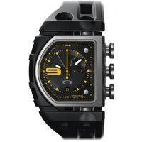 opplanet oakley fusebox quartz watch black dial and black rubber strap w honed case 26 302 main oakley fusebox wrist watch free shipping over $49! oakley fuse box watch price at bakdesigns.co