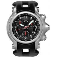 opplanet oakley holeshot quartz watch black dial and black rubber strap w honed case 10 215 main oakley watches oakley fuse box watch at gsmx.co