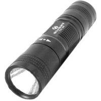 Olight T10 LED Flashlight - V2010 with 210 Lumen CREE XP-G R5 LED - Uses 1xCR123A, Black