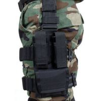 BlackHawk Omega Elite Pistol Mag and Cuff Pouch