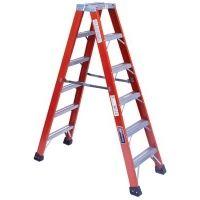 Louisville Ladder 16ft Brute 375 Fiberglasstwin 443-FM1416HD
