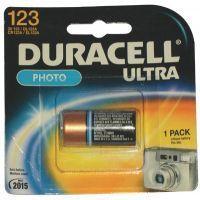 Duracell 3.0 Volt Lithium Battery(2 Bat 243-DL123AB2PK