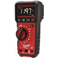 Milwaukee Electric Tools Digital Multimeter 495-2217-20