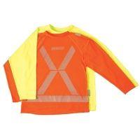Ironclad I Viz Long Sleeve Class2-yello 5011138543