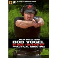 Panteao Productions Make Ready with Bob Vogel: Stage Tactics of Practical Shooting DVD