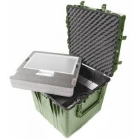 """Pelican 0370 24"""" Watertight Hard Cube Case for Shipping and Carrying"""
