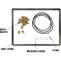 Pelican 1120 Special Application Panel Frame Kit for Protector 1120 Series Case