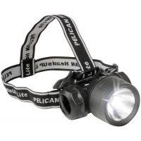 Pelican 2600 HeadsUp Lite Krypton Flashlight - Black