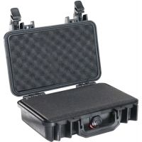 Pelican Storm Cases Model 1170 Pistol Case With Custom Foam Watertight Black 1170-005-110