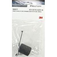 Peltor Comm Spare Parts: Boom microphone windscreen M40-1