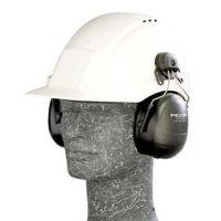 Peltor HTM79P3E-CSA Listen-Only Headset Hardhat-Mount Version