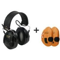 Peltor Tactical Sport Communications Headset MT16H210F-SV, Headband