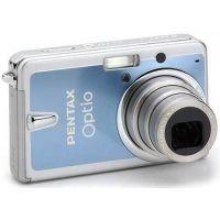 "Pentax Optio S10 10 Megapixel Digital Camera 3x Zoom 2.5"" LCD 19342"