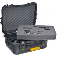 "Plano Molding AW XL Pistol Case w/ Deluxe Latches - 20.75""x16.5""x9.25"""
