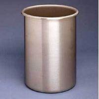 Polar Ware Ingredient Beakers, Stainless Steel 8Y-0 Beakers
