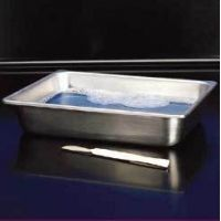 Polar Ware Instrument Trays, Stainless Steel 1002-0 Trays