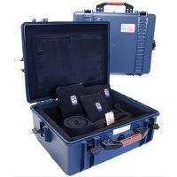 PortaBrace PB-2600DK Superlite Hard Case with Divider Kit 16x12x6 interior (Blue)