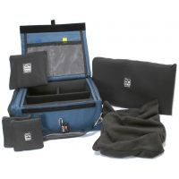 PortaBrace PB-2700ICO Superlite Soft Interior Padded Case Only (Blue)