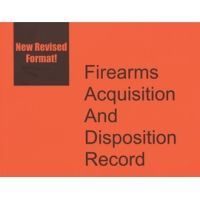 """Post Record Book """"Arms Acquisition and Disposition Record Book"""""""