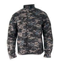 Propper Battle Rip ACU Coat (Digital), 65/35 Poly/Cotton Battle Rip