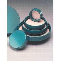 Qorpak Green Thermoset Screw Caps, Fluoropolymer Resin Liner, Qorpak 5203/100