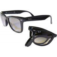 d18f7dc1224 discount code for ray ban rb4105 folding wayfarer sunglasses 1d904 a5e4e