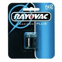 Rayovac 8102 Alkaline N Card Battery 2 Pack
