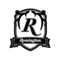 Remington Sticker Decal - Badge