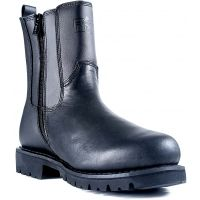 Ridge Outdoors MC206 All Leather Side Zipper Boot