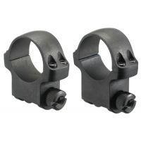 Ruger M77 Scope Ring Set 1 Inch Medium Matte 90411RU